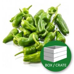 Padron Peppers (sweet) - Peperoni Dolci - Box (Approx 2Kg)