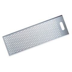 GI METAL - Stainless Perforated Pizza Board 1 Metre