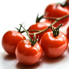 Cherry Tomatoes on the Vine - Price per kg