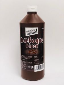 ABSOLUTE SAUCESOME - Squeezy BBQ Sauce - 1L