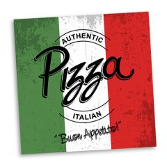 "ITALIA - Pizza Box 12"" 32x32x4 - 100pcs"