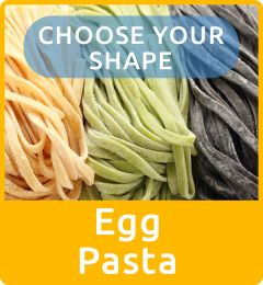 LONG SHAPE EGG PASTA - CLICK HERE TO CHOOSE YOUR SHAPE