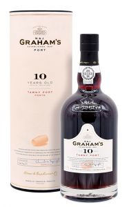 GRAHAMS 10 YEARS OLD TAWNY PORT - 7CL