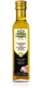 BASSO - Extra Vergin Garlic Oil - 250ml