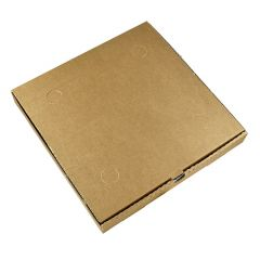 Pizza Box ( 12 INCH BROWN NEUTRO ) - Approx 31cm - 100pcs