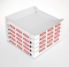 PIZZA CUBO Generic - 11inch - 29.5x29.5x3cm - 200pcs - PIZZA PIZZA ( Pizza try)