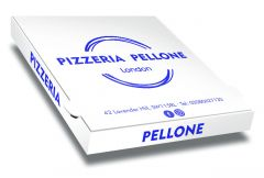 PELLONE - Pizza Box Customised - 32x32x4 - 100pcs