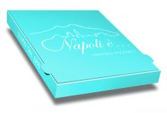 NAPOLI E - Pizza Box Customised - 32x32x4 - 100pcs