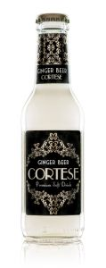CORTESE - Ginger Beer Premium Soft Drink - 24x200ml