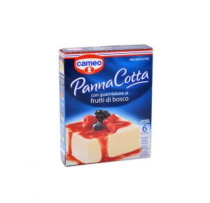 CAMEO - Panna Cotta With Berries - 107 g