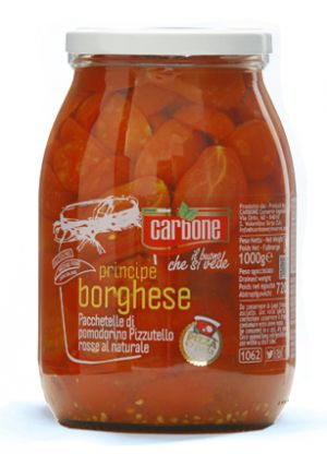 CARBONE - Principe Borghese (Piennolo) in Water - 1062ml