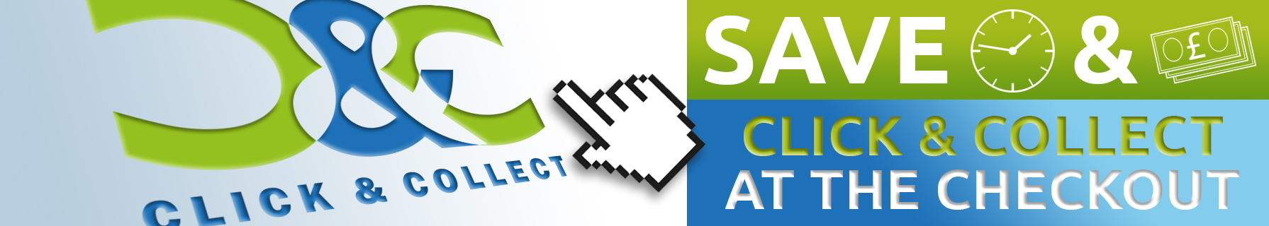 Save with Click and Collect