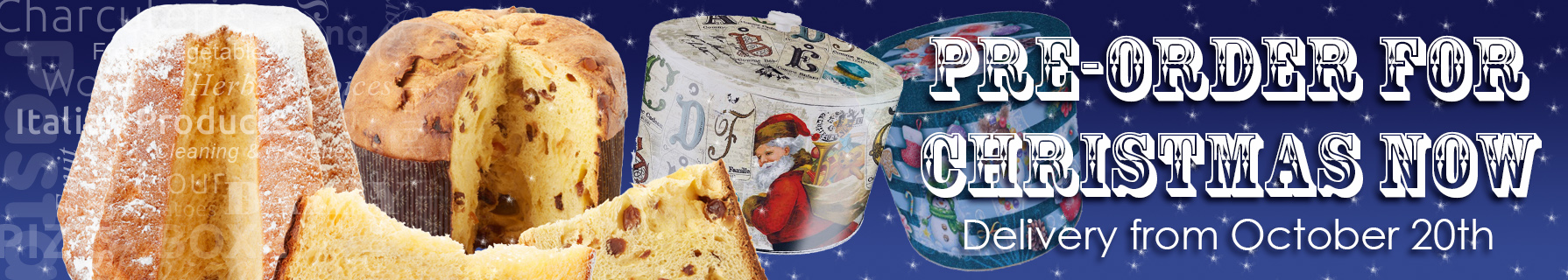 Natale Products Order Now