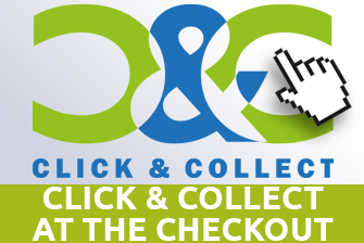 Click and Collect at the checkout